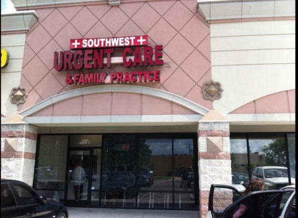 An STD testing clinic in Houston, Texas