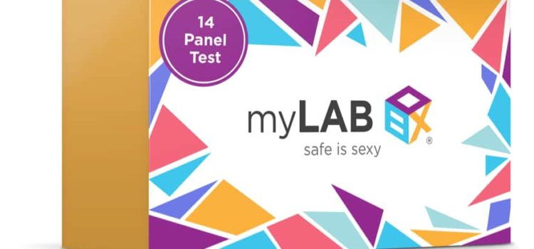 Full Panel at home STD testing by myLabBox