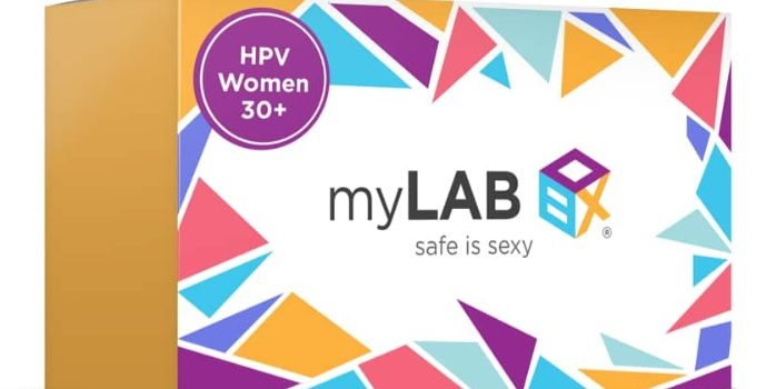Online HPV Test from MyLAB BOX