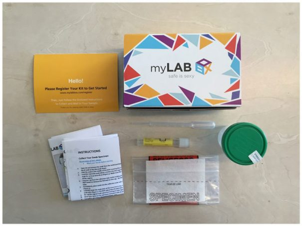 MyLab - one of the best anonymous STD tests