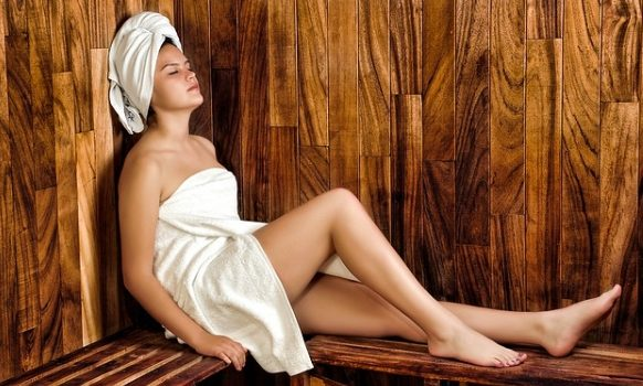 sauna sharing towels may transfer STDs