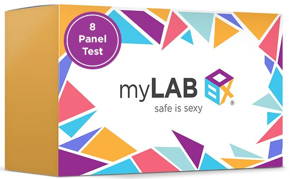 myLab Box Test Kit