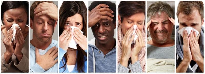 Flu-like symptoms STD