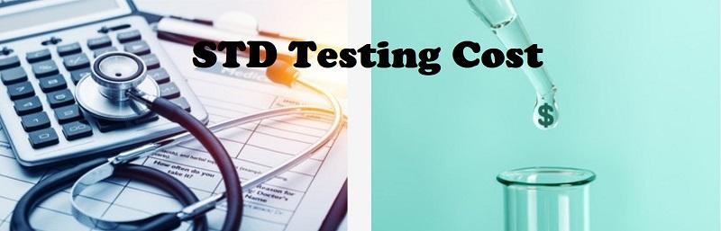 STD test cost